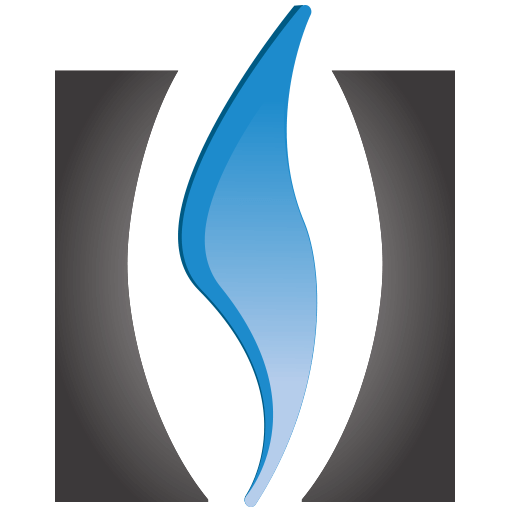 Tri-City Appliances flame icon